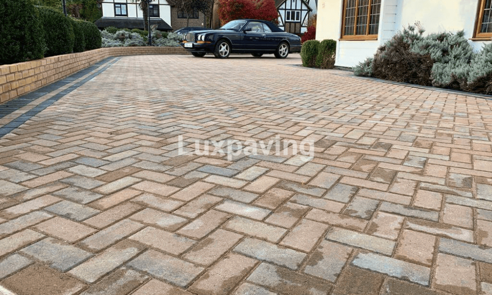 Luxpaving Driveways 14