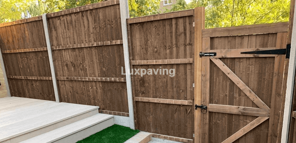 Luxpaving Fencing 6