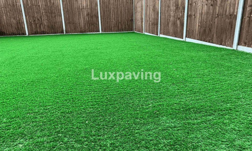 Luxpaving Lawn Turfing 5
